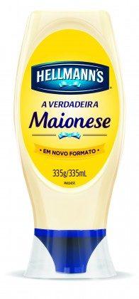 30% de desconto: Maionese HELLMANN'S Squeeze 335g!