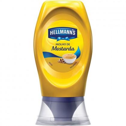 30% de desconto: Mostarda HELLMANN'S Squeeze 170g!