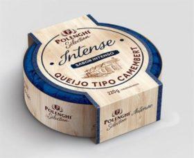 Queijo Camembert Intense Selection 220g!