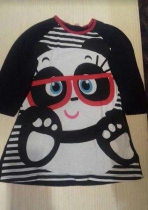 Camisola Panda Kids