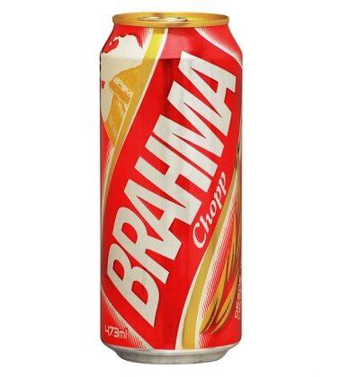 Brahma Lata 473ml: 30% de desconto no Pack de 12 unidades [18+ anos]