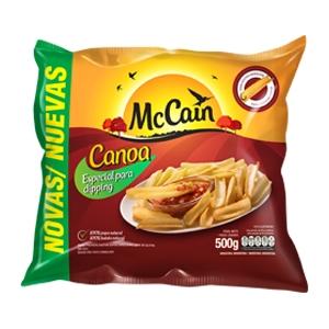 30% de desconto: Batata Congelada MCCAIN Canoa Pacote 500g!