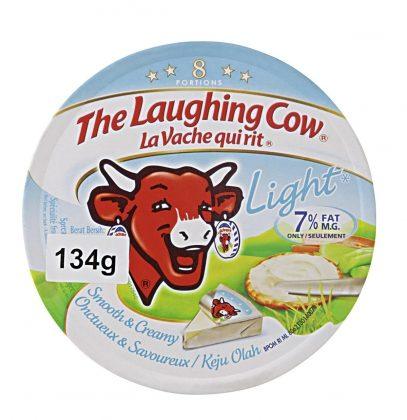 30% de desconto: Queijo Francês Source de Calcium Light A VACA QUE RI com 8 Unidades 134g!