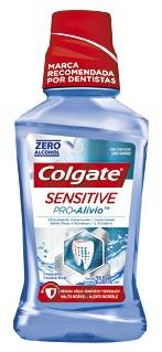 30% de desconto: Enxágue Bucal COLGATE Plax Sensitive 250ml!