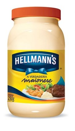 30% de desconto: Maionese HELLMANN'S Pote 250g!