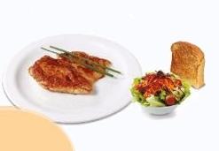 Combo: Frango Grelhado + Salada P ou Sopa + Acompanhamento por R$ 22,00