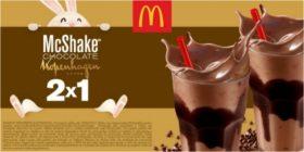 2x1 McShake Chocolate Kopenhagen