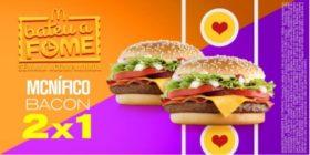 McNífico Bacon 2x1 - Bateu a Fome