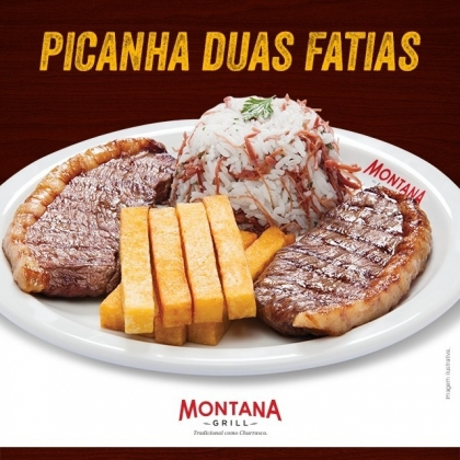 Shopping Cidade São Paulo: 2 Fatias de Picanha + Acompanhamentos com 30% de desconto!
