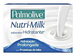 30% de desconto: Sabonete PALMOLIVE Nutri - Milk com Hidratantes 90g!