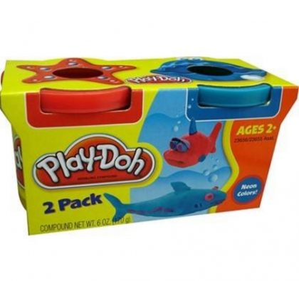 Massinha PLAY DOH HASBRO – Kit com 2