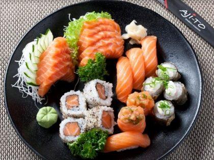 Sexta a domingo: Rodízio Japonês com 35% de desconto