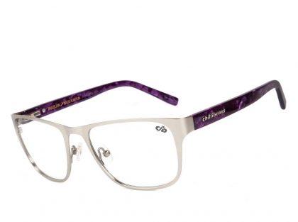 Óculos Linha Grau Chilli Beans LV.MT.0192.0714
