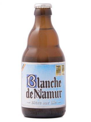 [18+] Compre 2 Cervejas Du Bocq Blanche Namur 330ml e ganhe a terceira!