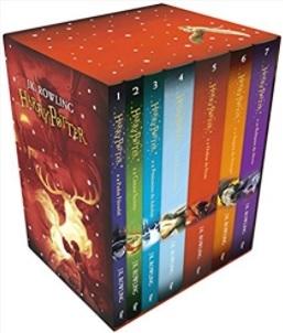 Cupom de 10% OFF no Box de Harry Potter na Amazon!