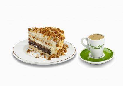 Compre 1 Fatia de Bolo e GANHE 1 Café ♥
