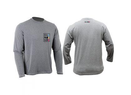 Camisetas Vila Madalena manga longa com 50% de desconto