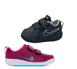 Cupom de desconto tênis Nike infantil com até 50% off + 20% off na Bebê Store