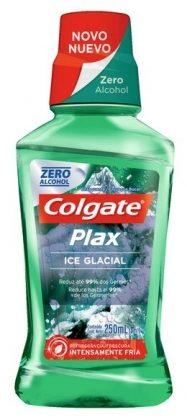 50% de desconto em todos os enxaguantes bucais Colgate Plax de 250ml