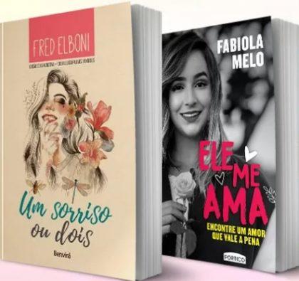 Cupom de 10% OFF em Livros no site da Saraiva.