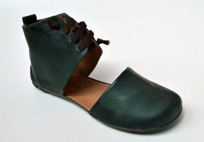 Sapato Baixo Cano Gaspia Verde com 20% de desconto!