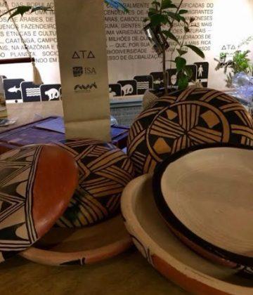 Cerâmica Waujá com 10% de desconto