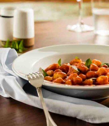 Quarta e Sábado: Peça o Menu R$ 49,00 (Entrada + Gnocchi alla Piemontese + Sobremesa) e ganhe 1 Café Cannoli