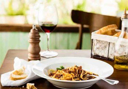 Sexta e Domingo: Peça o Menu R$ 49,00 (Entrada + Spaghetti alla Bolognese + Sobremesa) e ganhe 1 Café Cannoli