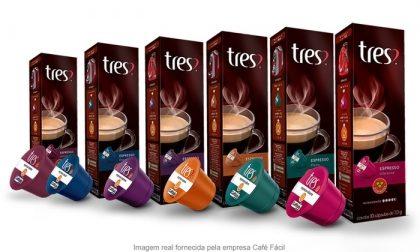 Café, Chá e Chocolate Três Corações com 50% de desconto!