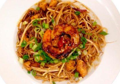 Menu Degustação Ásia para 1 pessoa: Entrada + Prato Principal + Sobremesa
