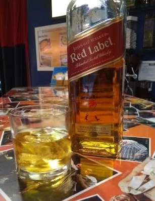 [18+ anos] BAR: Dose Red Label