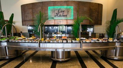 Buffet de Café da Manhã no Restaurante Camauê para 2 pessoas