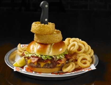 Jardins: Western BBQ Burger pela METADE do preço!