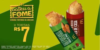 2 Tortas R$7 – Bateu a Fome