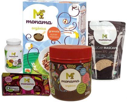 Cupom 20% OFF nas compras acima de R$ 120,00 no site da Monama!