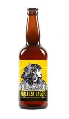 [+18 anos] Leve 3, Pague 2: Cerveja Malteza Lager 500ml