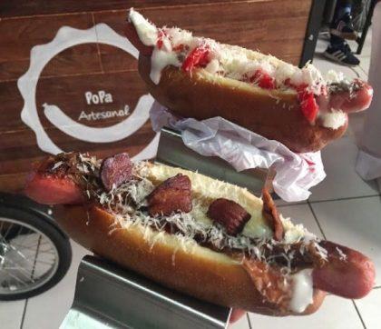 PoPa Artesanal: Hot Dog Artesanal Clássico USA com 10% de desconto
