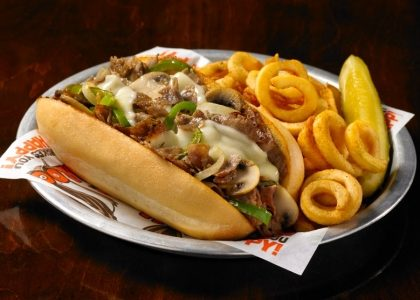 Jardins: Philly CheeseSteak Sandwich com 40% de desconto