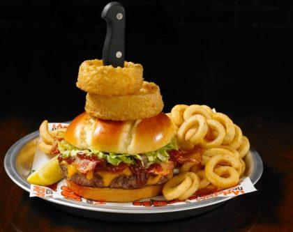 Jardins: Western BBQ Burger com 40% de desconto