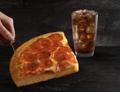 EXPRESS: Superfatia Pepperoni + Refri por apenas R$15!