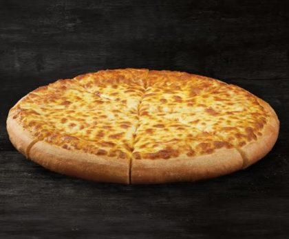 Pizza Pan Média (8 fatias) – mussarela, calabresa ou portuguesa de até R$ 63,90 por apenas R$ 39,90
