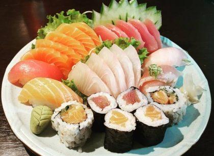 Jantar: Rodizio Japonês completo com 20% de desconto!