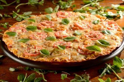 DELIVERY: Pizza Grande Tradicional + Refrigerante 2l