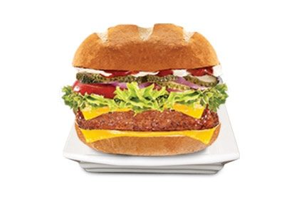 Sanduíche EM DOBRO! Na compra de 1 sanduíche Dave's Deluxe, ganhe outro!