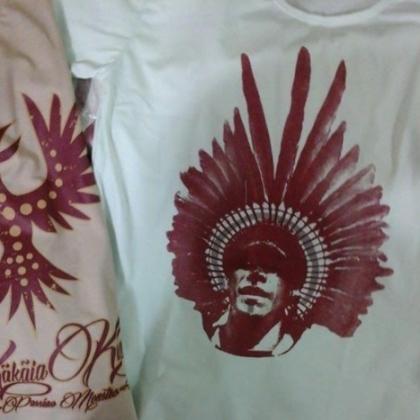 (01/10) Kerai Moda Ecológica: Camisetas de Garrafa PET e Algodão com 50% de desconto