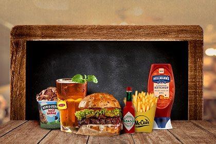 The Burger League: Combo GRÁTIS em qualquer hamburgueria participante