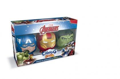Compre qualquer produto e ganhe 01 unidade das Miniaturas Avengers de Shampoo 2×1 30ml
