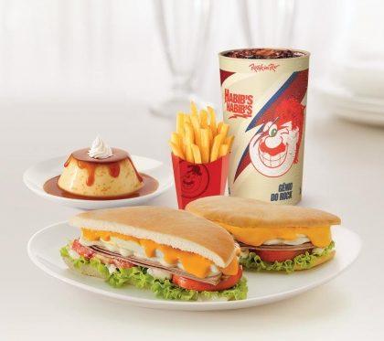R$ 29,90: Compre 01 Combo Beirute e leve GRÁTIS qualquer Sobremesa!