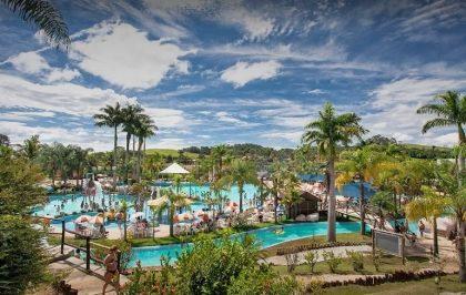 Aldeia das Águas Park Resort a partir de R$221 + Cupom de 8% OFF