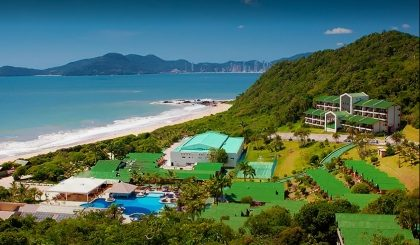 Infinity Blue Resort & Spa a partir de R$422 + Cupom de 8% OFF
